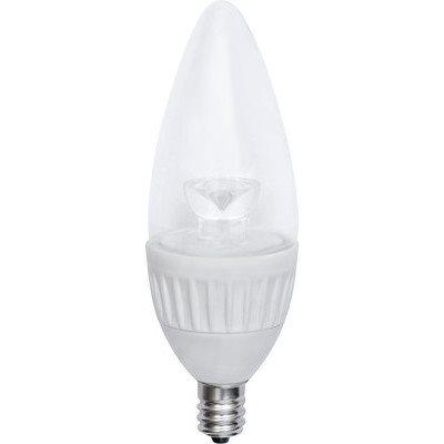 Ampoule format B11, 5 watts, 3000K, 120 degrés