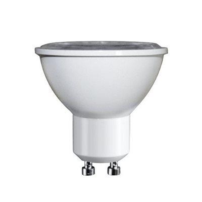 Ampoule DEL format GU10, 7 watts, 2700K, 40 degrés