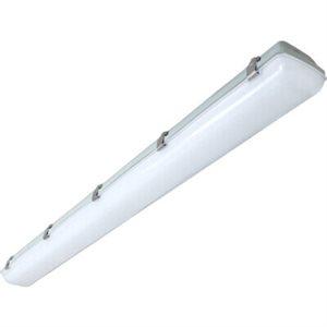 Luminaire linéaire étanche DEL, 40 watts, 4000K