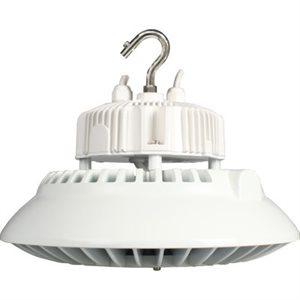 Luminaire pour plafond haut DEL, 150 watts, 4000K, 347-480V