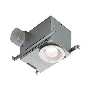Ventilateur de salle de bain, 1 X PAR30