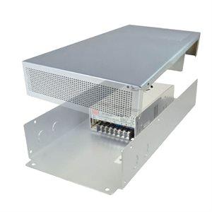 Boîtier métallique pour transformateur direct 350W