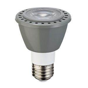 Ampoule DEL format PAR20, 8 watts, 3000K, 40 degrés
