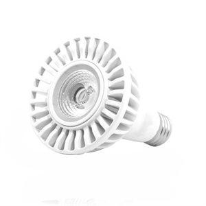 Ampoule DEL format PAR30, 13 watts, 4000K, 40 degrés, V3