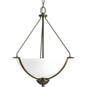 Luminaire suspendu, 3 X A19