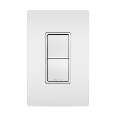 Crabtree 4016//3 45 A Double Pôle Interrupteur Avec Fluo-Blanc Cuisinière interrupteur