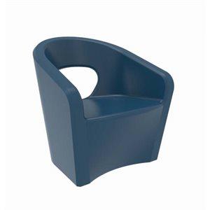 Exterior chair, ocean finish